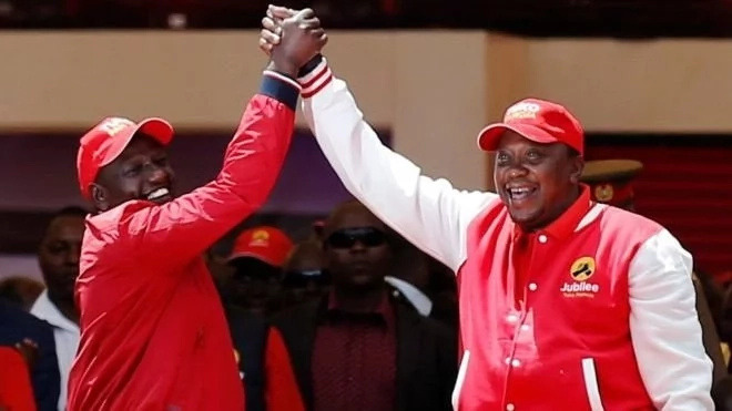 Cracks in new Jubilee Party emerge early