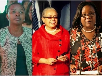 The academic qualification of First lady Margaret Kenyatta,Ida Odinga and Rachael Ruto revealed