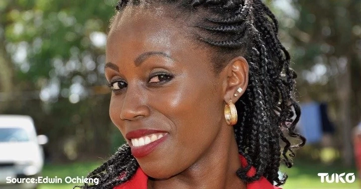EXCLUSIVE: Meet the powerful and beautiful young assistant county commissioner
