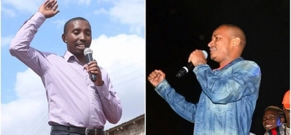 Embakasi East Jubilee candidate Francis Mureithi claims Babu Owino planning to destroy ballot boxes as vote scrutiny continues