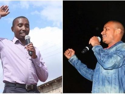 Wapinzani wangu wanapanga njama ya kuharibu karatasi zilizotumika kupigia kura-Babu Owino