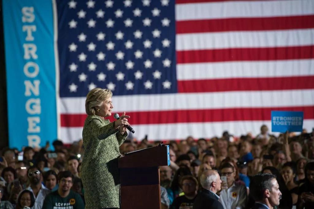 Wait, Did Wikileaks Release Hilary Clinton Holding MAN'S CROTCH? (Photos)