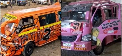11 EXTREMELY HOT Matatus that will have you dropping your car