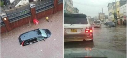 Mvua kubwa yasababisha hasara Nairobi
