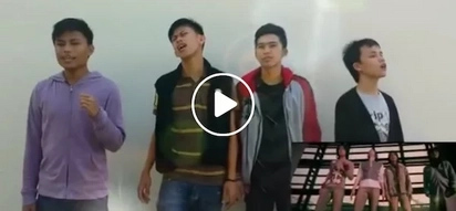 "Ingenious Pinoys recreate F4's ""Oh Baby"" music video in the most creative way"