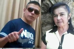 Un hombre mató a su madrastra, puso partes del cadáver en una caja y la guardó en su habitación