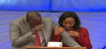 William Ruto's most emotionally moving photos