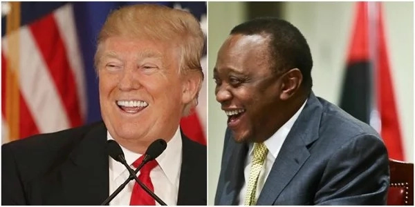 Here is what Kenyans think after Uhuru announced his phone conversation with Donald Trump