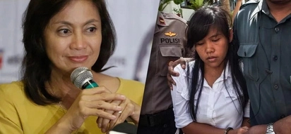 Robredo's provocative call to Duterte admin on Veloso's execution