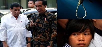 Widodo audio proves Duterte condemned Veloso to die in Indonesia