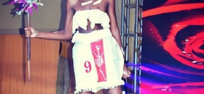 People now claim this Miss USIU is the ugliest lady to win a beauty pageant, be the judge now!