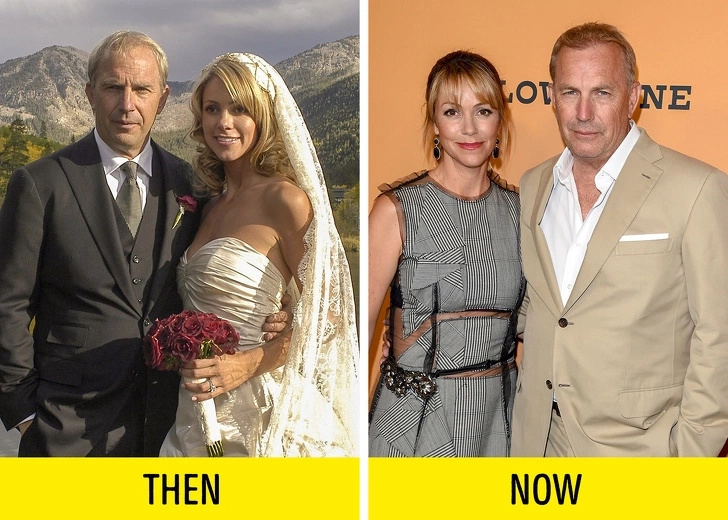 10 Celebrity Couples Who Don't Care About Their Age Gap