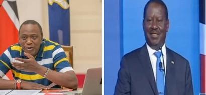 Mbunge wa Kikuyu afafanua ni kwa nini Uhuru hangemkabili Raila katika mjadala wa urais