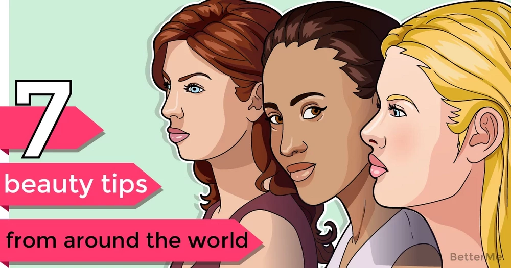 7 beauty tips from around the world