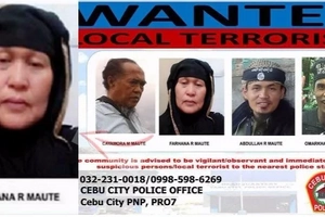 JUST IN: Maute leaders' mother arrested in Lanao del Sur, high-powered firearms and improvised explosive devices recovered inside vehicle