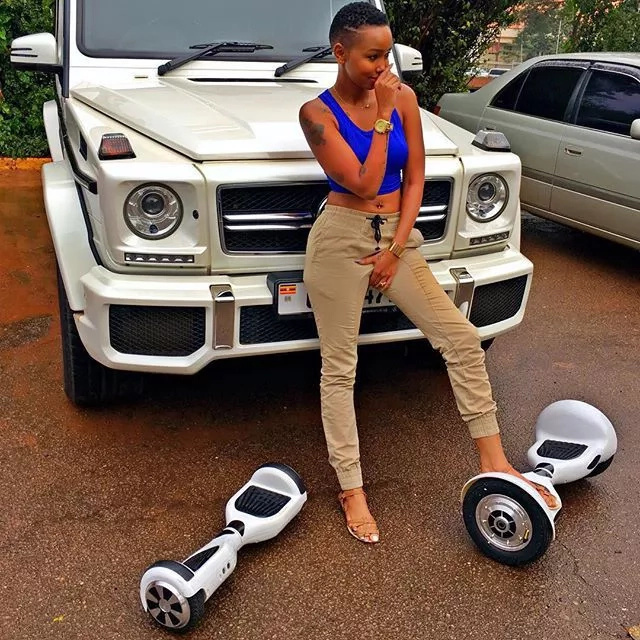 Vera Sidika shuts down Huddah Monroe, WARNS rival of STALKING her