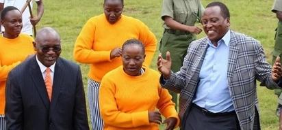 Uchaguzi mdogo: Nasa yairambisha sakafu Jubilee Kitutu Chache Kusini