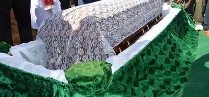 Photos: Jacob Juma's state-of-the-art final resting place