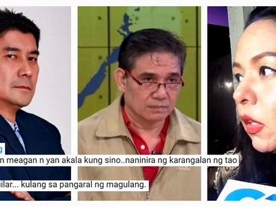 Nag-away on air! Maegan Aguilar enraged netizens with her phone conversation with Raffy Tulfo & the taxi driver she accused of stealing!