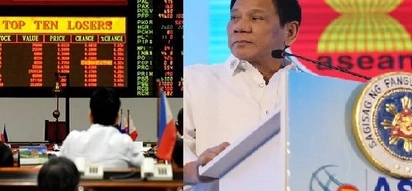 PH stock market loses billions after Duterte's Obama insult