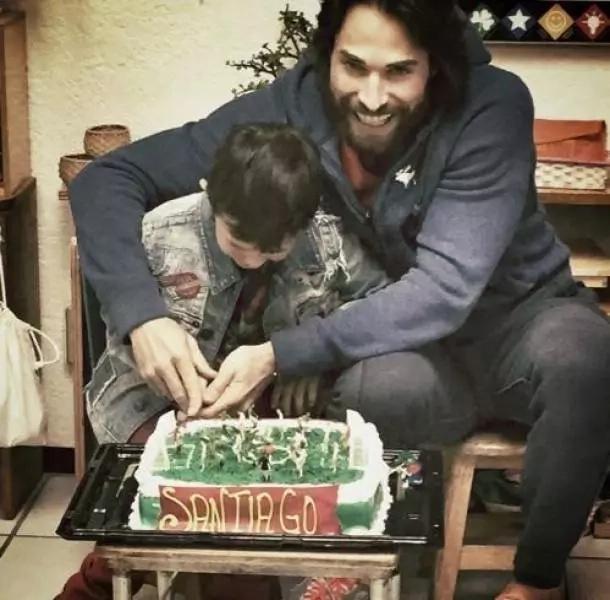 Así luce el hermoso hijo de Sebastián Rulli en Instagram