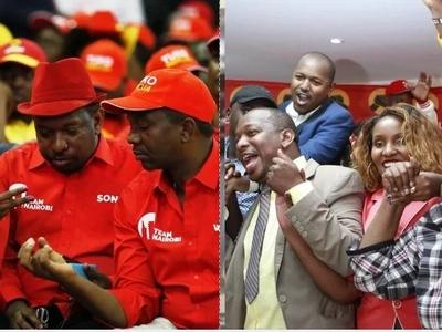 Gubernatorial aspirant caught on camera bribing voters ahead of Nairobi Jubilee nominations