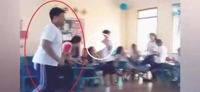 This Pinoy student thought playing Chinese garter was easy until this happened...nobody predicted the ending!