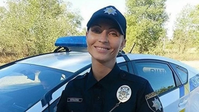 This cop died after being spat on her face by a suspect, the reason behind her death is truly mystifying ...