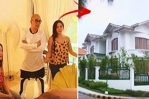 Watch Kris Aquino & KC Concepcion as they take a tour inside Boy Abunda's extravagant house in Cavite! Every room is so luxurious!