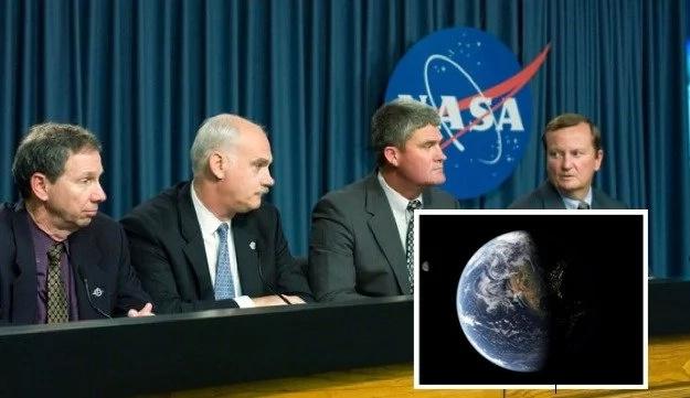 Crap From Web: NASA Confirms 15 Days of Darkness in November