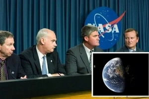 Crap from Web: NASA Confirms 15 Days of Darkness in November