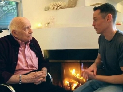 Tragedy of my life! Grandfather who was married to woman for 67 years comes out as GAY at 95 (photos, video)