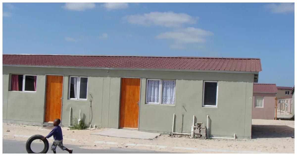 Cape Town housing development Breaking New Ground