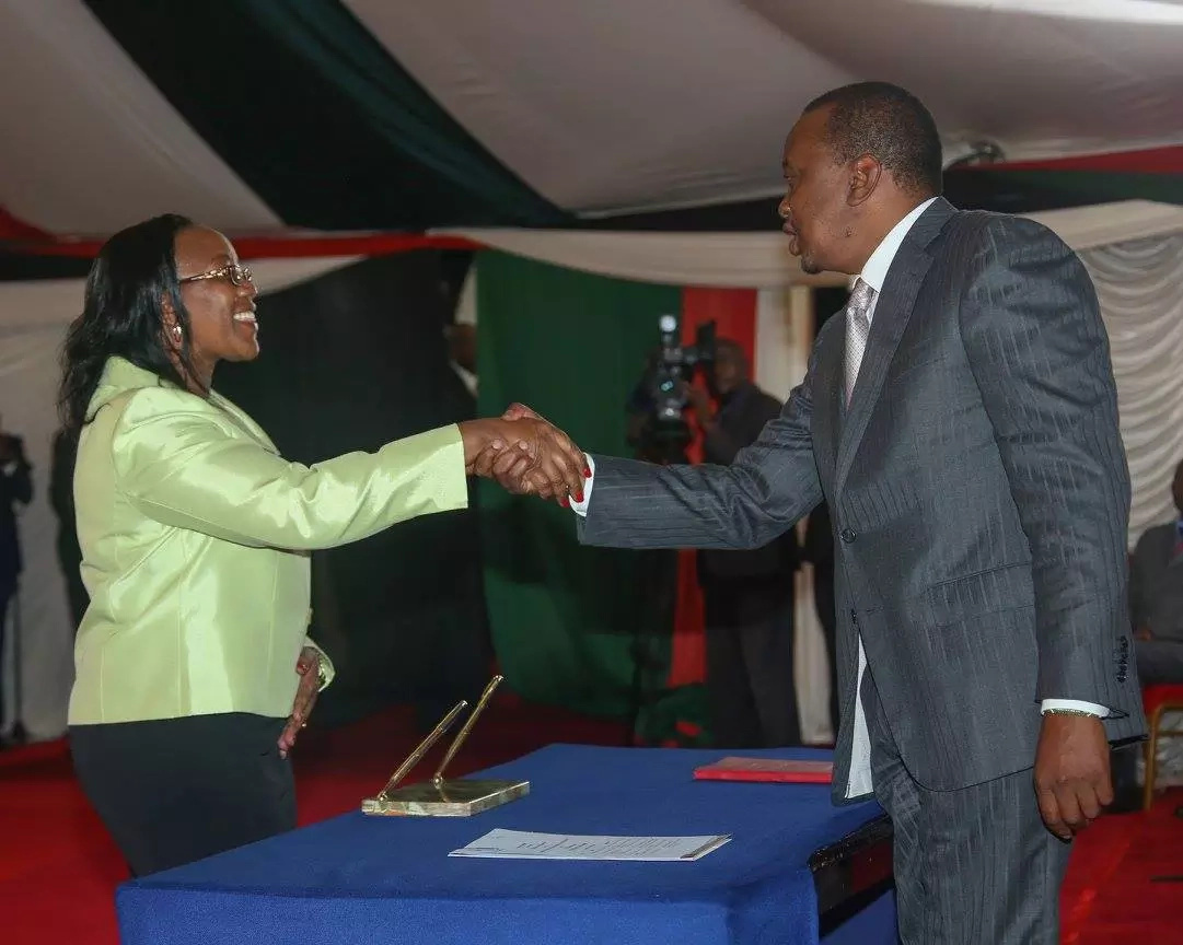 PHOTOS: Swearing In Ceremony Of New Cabinet Secretaries And PSs