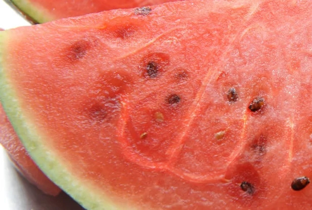 Allah name emerges in watermelon during Ramadan