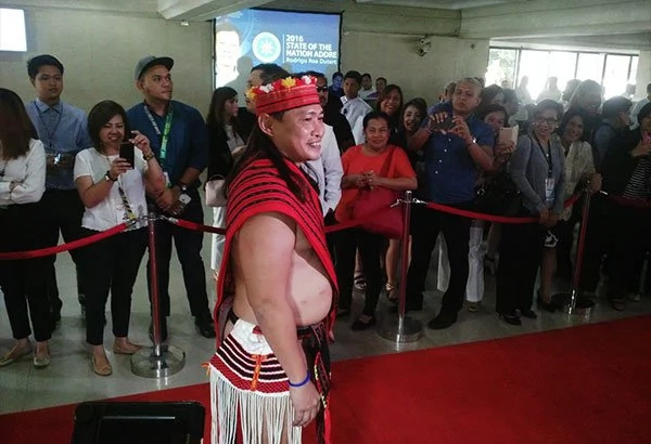 Rep Baguilat takes representation to the next level