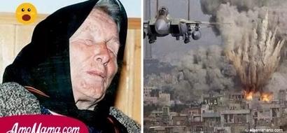 Esta mujer tiene las más escalofriantes predicciones sobre la Tercera Guerra Mundial que se avecina