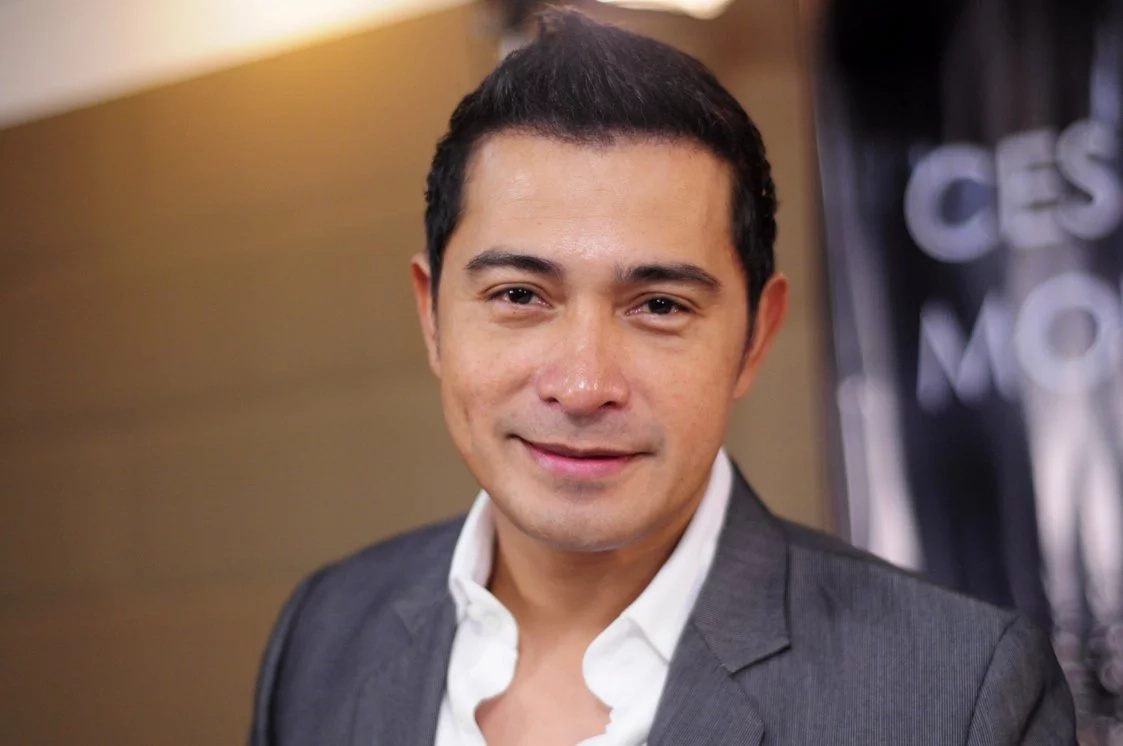 Cesar Montano shares airport experience