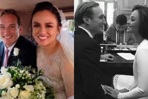 Georgina Wilson reveals something we didn't know about her wedding to Arthur Burnand