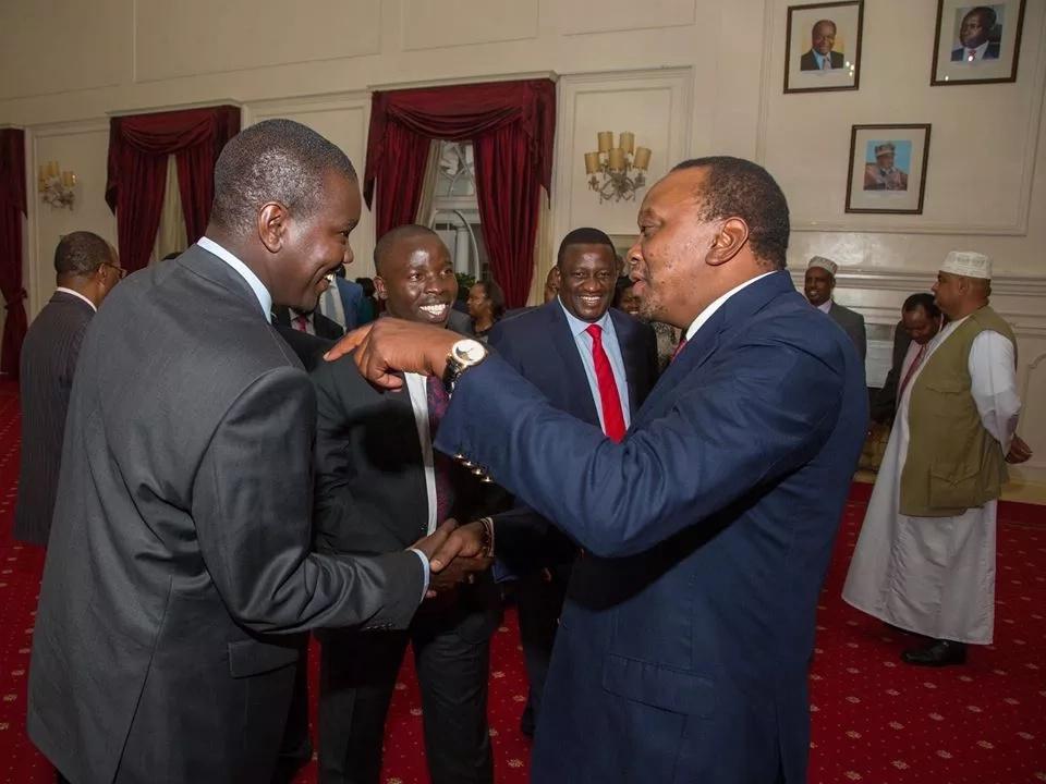 Uhuru's directive to Jubilee governors