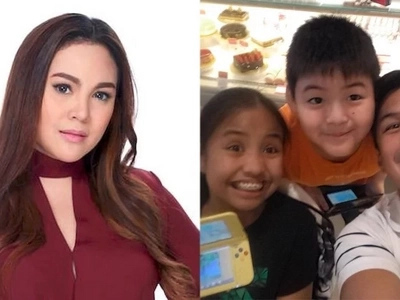 Claudine Barretto reconciles with Raymart Santiago for one 'last chance to be good parents'
