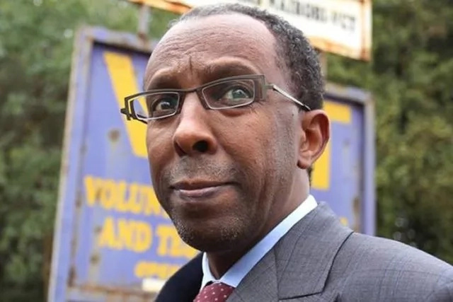 It's over now, let's embark on building Kenya - Uhuru's lawyer speaks after swearing-in