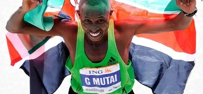 Geoffrey Mutai ruled out of Boston marathon and the Olympics