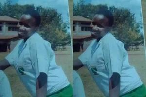 Msichana wa kidato cha tatu ATOWEKA, msaidie mzazi wake kumpata (picha)