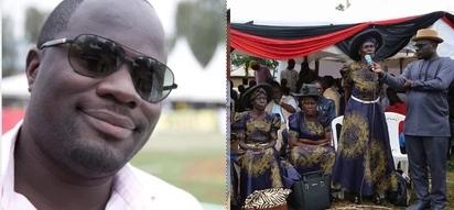 Radio Jambo's Gidi reveals how high school kids humiliated him