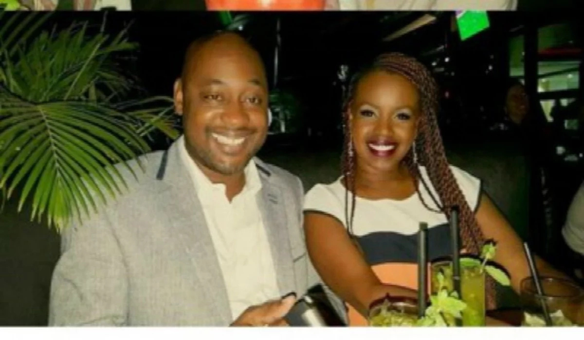 Celebrated Kenyan songstress Amani is off the market, weds rich Nigerian boyfriend in a private wedding