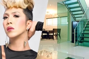 Vice Ganda revealed her lovely home in Quezon City
