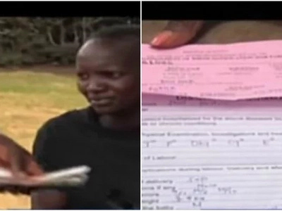 Drama in Nakuru after new mother is caught selling baby for KSh 80,000