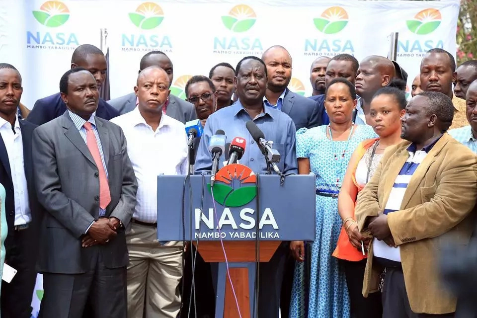 Jubilee are miles ahead of NASA with repeat election days away