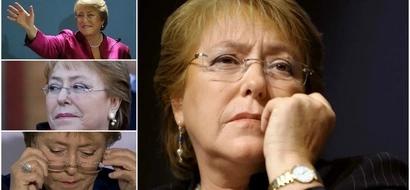 Michelle Bachelet, la mujer Top 10 de Chile, en 10 frases